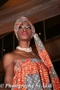 Showcase of various designers during Ms. B Unveiled in Hyattsville, MD